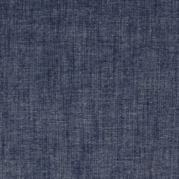 Kaufman Folsom Crossmatch Denim Indigo Fabric