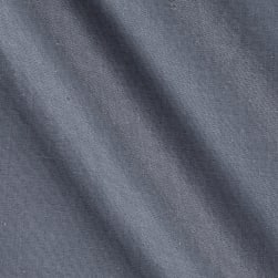 Kaufman Greenwich Chambray Grey Fabric