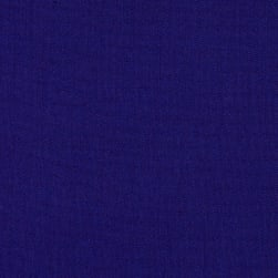Kaufman Greenwich Chambray Pansy Fabric