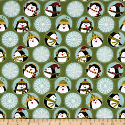 Jolly Penguin & Friends Penguin Friends & Flakes