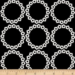 Fresh Bloom Daisy Chain Black