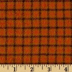 Primo Flannel Harvest Window Pane Plaid Multi