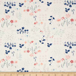 Art Gallery Paperie Library Gardens Fabric