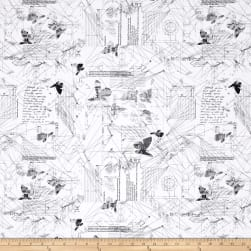 Art Gallery Avantgarde Bauhaus Dissection Fabric