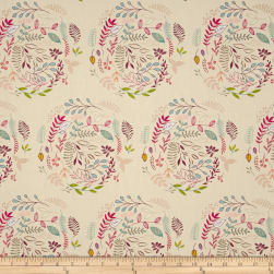 Art Gallery Fleet & Flourish Wreathed Whiff Fabric