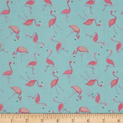 Tropicana Flamingo Toss Aqua