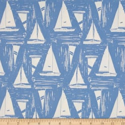 Art Gallery Coastline Sailcloth Quietude Fabric