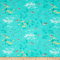 Art Gallery Coastline Beachcomber Tide Fabric