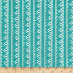 Art Gallery Millie Fleur Lace Edge Dust Fabric