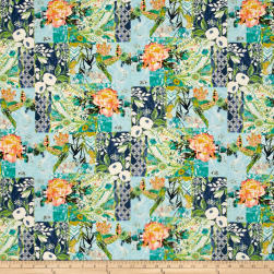 Art Gallery Millie Fleur Collage Poise Deco Fabric