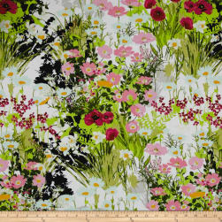 Art Gallery Lavish Mother's Garden Light Fabric