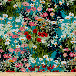 Art Gallery Lavish Mother's Garden Rich Fabric