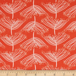Art Gallery Forest Floor Laced Sunset Fabric
