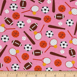 Kaufman Sport Kids Sports Gear Sweet Fabric
