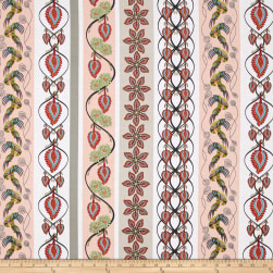 Flock Together Decorative Stripe Pretty