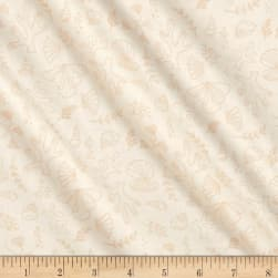 Camelot Under the Sea Tonal Cream Fabric
