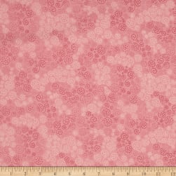 Essentials Flannel Sparkles Dusty Rose Fabric