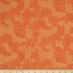 Essentials Flannel Sparkle Orange