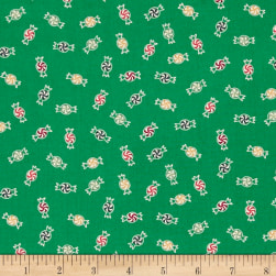 25 Days of Christmas Tossed Dark Green