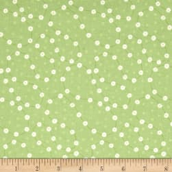 Picnic In The Park Daisy Chain Green