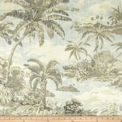 Tommy Bahama Home Dec Scenic Beauty Sunsplash Fabric