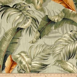 Tommy Bahama Home Dec Palmiers Nutmeg Fabric