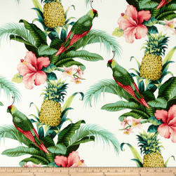 Tommy Bahama Indoor/Outdoor Beach Bounty Lush Green Fabric