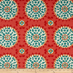 Dena Designs Indoor/Outdoor Johara Watermelon Fabric