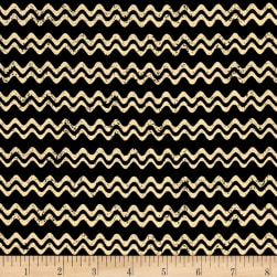 Jeepers Creepers Stripe Cream Fabric