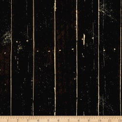 Jeepers Creepers Tonal Wood Plank Black