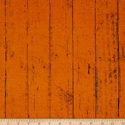 Jeepers Creepers Tonal Wood Plank Orange