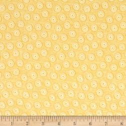 Riley Blake Tree Party Mini Floral Yellow