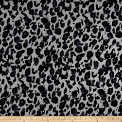 Telio Dakota Stretch Rayon Jersey Knit Cheetah Print