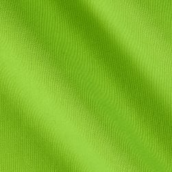 Telio Scuba Knit Solid Lime Fabric