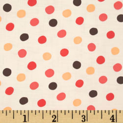 Birch Organic Mod Basics 3 Double Gauze Pop Dots Girl