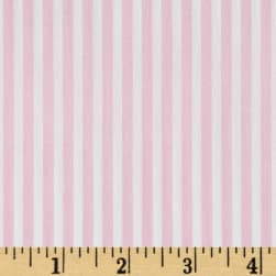 Telio Morocco Blues Stretch Poplin Baby/Pink/White