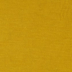 Telio Tencel Solid Jersey Knit Mustard Fabric