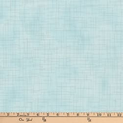 Kaufman Quilter's Linen Metallic Ice Fabric