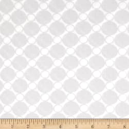 "Kaufman 108"" Wide Spot On Quilt Back Silver"