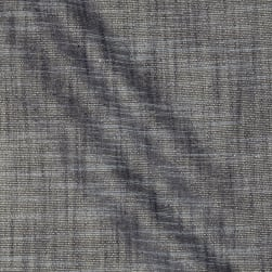 Kaufman Manchester Metallic Midnight Fabric