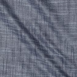 Kaufman Manchester Metallic Evening Linen Fabric