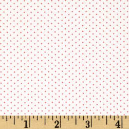 Kaufman Sevenberry Petite Basics Mini Dot Blossom Fabric