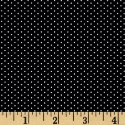 Kaufman Sevenberry Petite Basics Mini Dot Midnight
