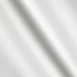 Kaufman American Made 10oz Canvas White Fabric