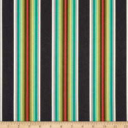 Tula Pink Chipper Tick Tock Stripe Mint