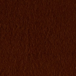Polar Fleece Solid Brown Fabric