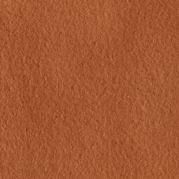 Polar Fleece Solid Rust