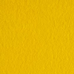 Polar Fleece Solid Bright Yellow Fabric