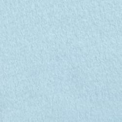Polar Fleece Solid Light Blue Fabric