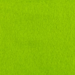 Polar Fleece Solid Lime Fabric
